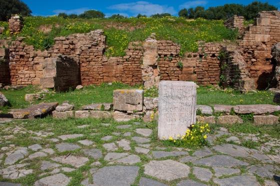 Chellah Ruins