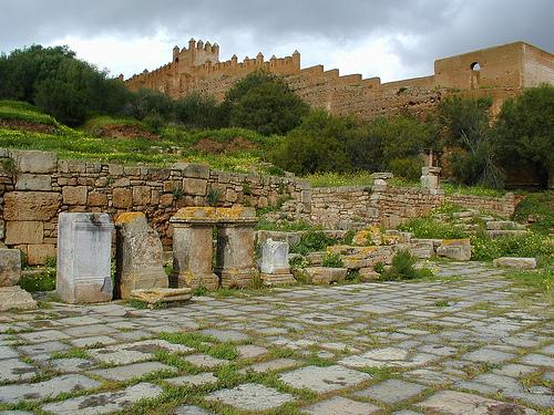 Chellah Ruins, Rabat