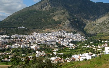 Chefchaouen Rif Mountains